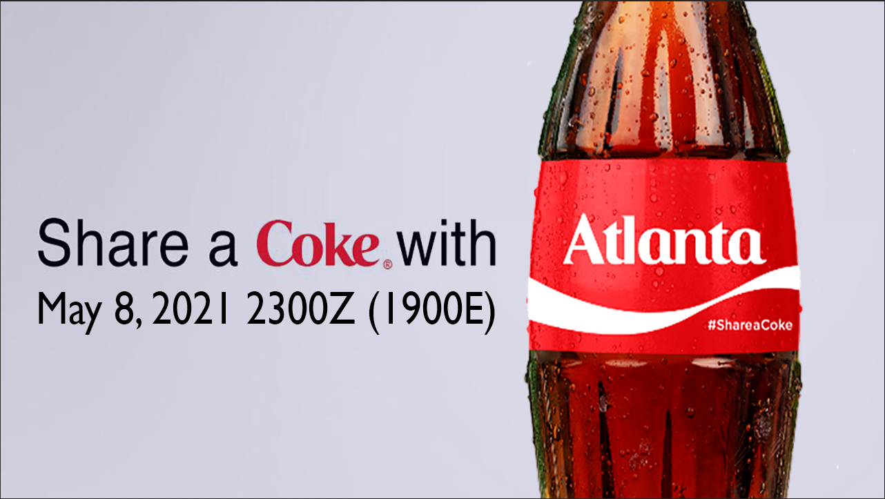 Share a Coke with Atlanta